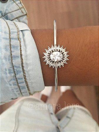Bracelete de Cristal Ref.808
