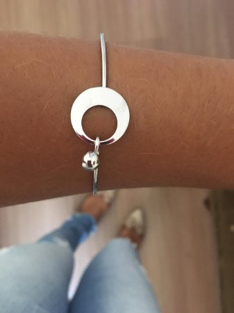 Bracelete Círculos Ref.836