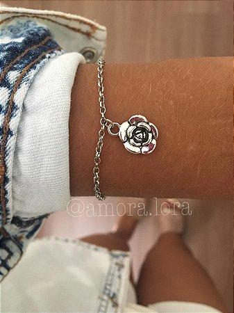 Pulseira Rosa Ref.884