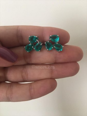 Brinco Ear Cuff Mix Colors Ref.1387