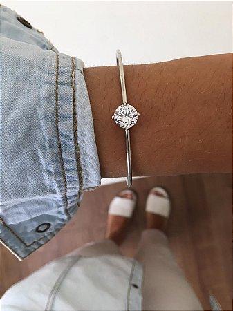 Bracelete Cristal Redondo Ref.P04