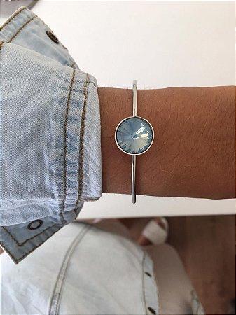 Bracelete Pedra Azul