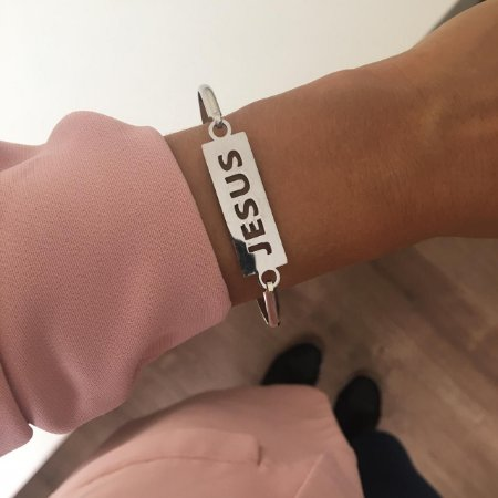 Bracelete Jesus