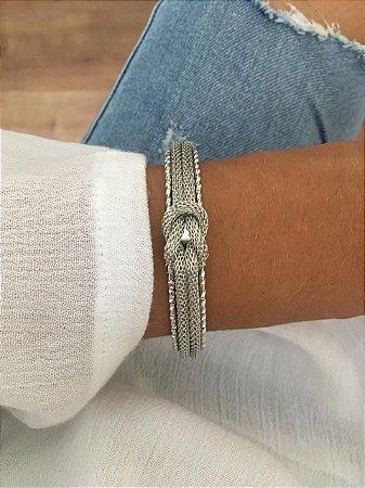 Bracelete Nó Ref.P067