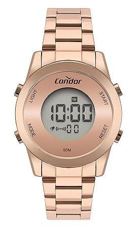 Relógio Condor Feminino Digital Rose - COBJ3279AH4J