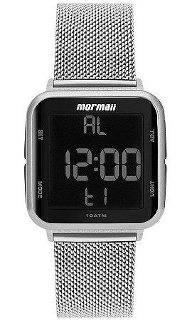 Relógio Mormaii Feminino Prata - MO6600AK7K