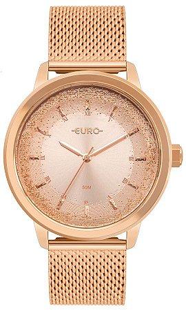Relógio Euro Feminino Rose- EU2036YQR4J