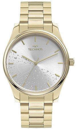 Relógio Technos Feminino Dourado - 2036MOH1K