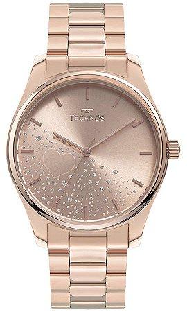 Relógio Technos Feminino Rose - 2036MOI1T
