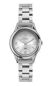 Relógio Condor Feminino Prata COPC21AEDB7K