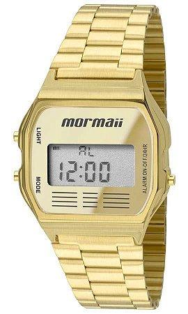 Relógio Mormaii Feminino Espelhado - MOJH02ABK4D