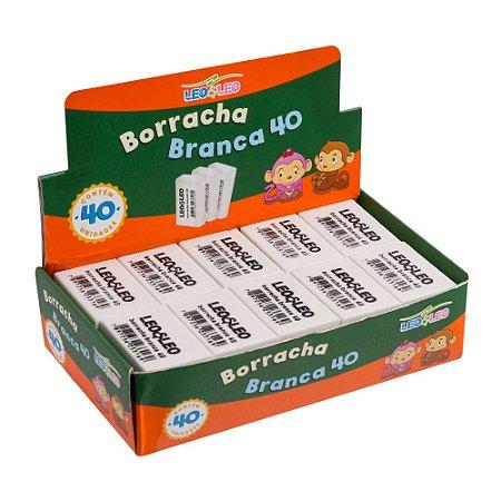 BORRACHA BRANCA Nº20 / Nº40 / Nº60