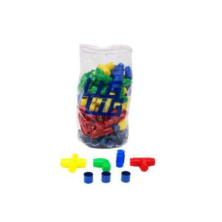 Kit Lig Tubos com 252 peças.