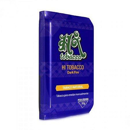 Hi Tobacco | Dark Fire 35g - Tabaco Natural