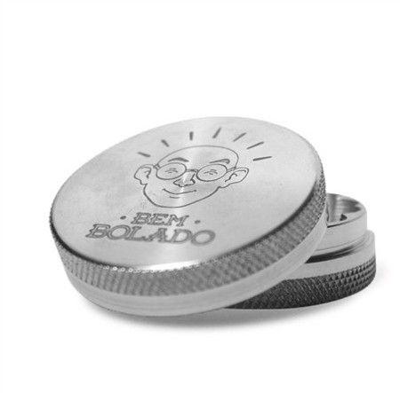 Dichavador Premium De Metal - Bem Bolado