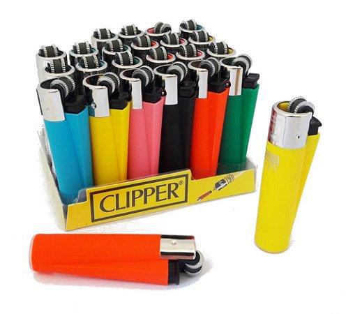 Clipper | Isqueiro Coleção Clássica - Recarregável