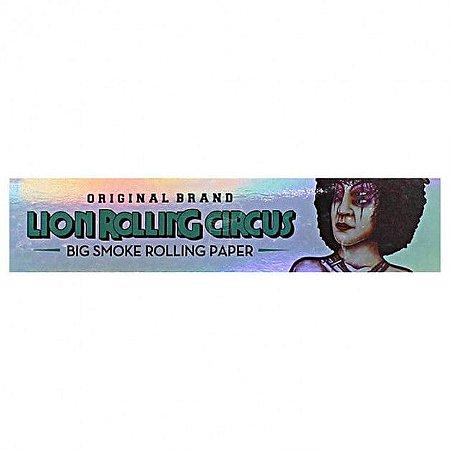 Lion Rolling Circus | Seda King Size Slim Ultra Fina