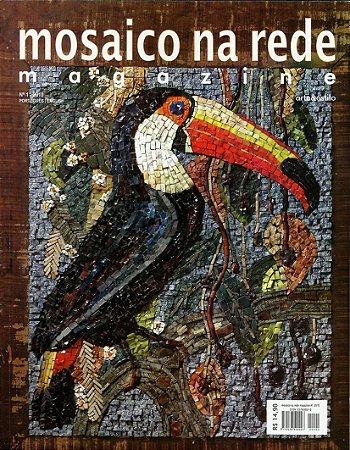 Mosaico na Rede Magazine # 1