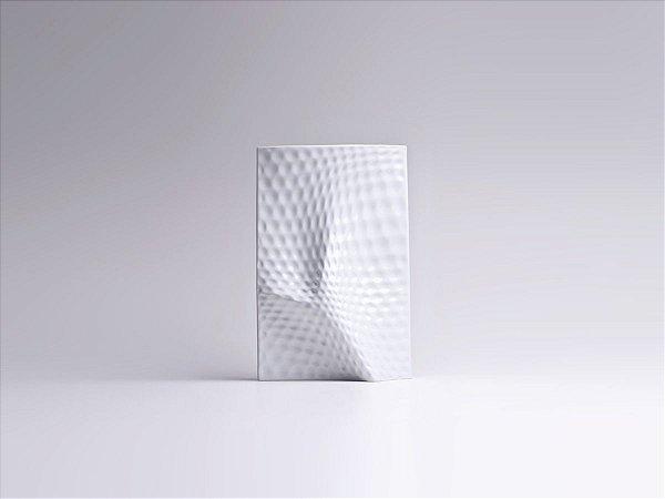 Vaso Cerâmica Mathelado Branco 40CM