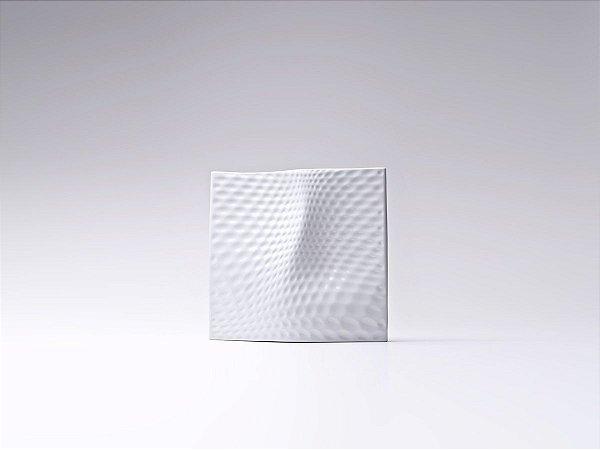 Vaso Cerâmica Mathelado Branco 30CM