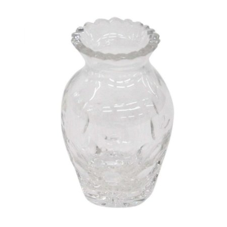 Vaso Decorativo de Vidro 7,5X12CM