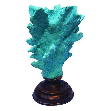 Coral Decorativo de Resina 13X24X10CM
