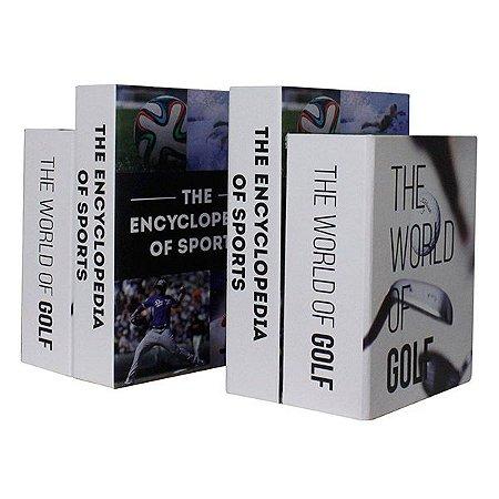 Porta Livro Book Sports / Golf