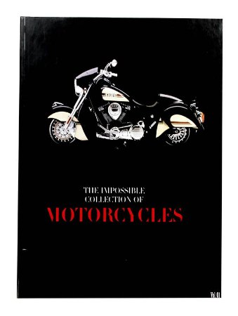 Book Box The Impossible Collection of Motorcycle