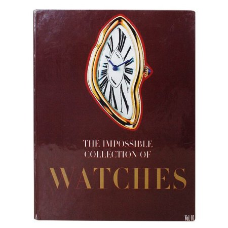 Book Box The Impossible Collection of Watches