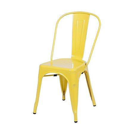 Cadeira de Aço com Pintura Epoxi