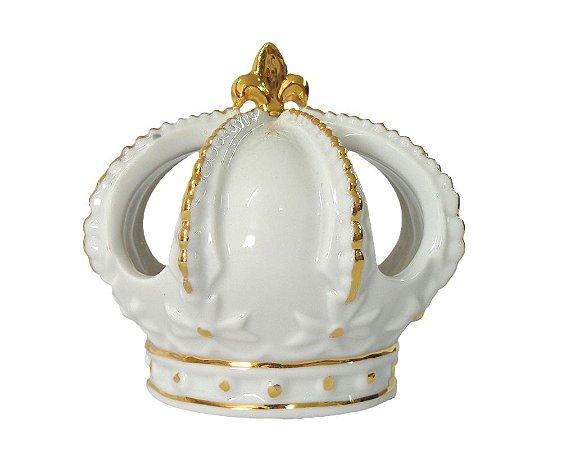 Coroa Porcelana Vazada P