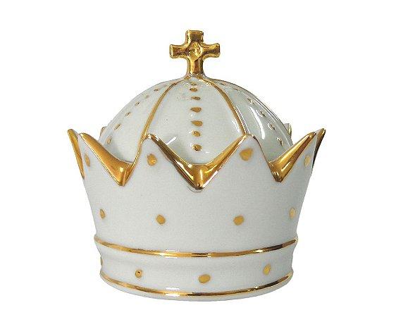 Coroa de Porcelana Pote P