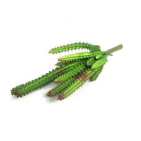 Folhagem Artificial Suculenta 20cm