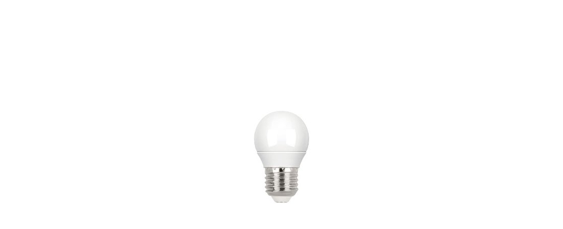 Lâmpada LED Mini Bulbo 3W 260LM E27
