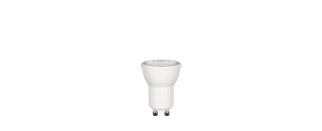 Lâmpada GU10 Minidicróica 3W 210lm