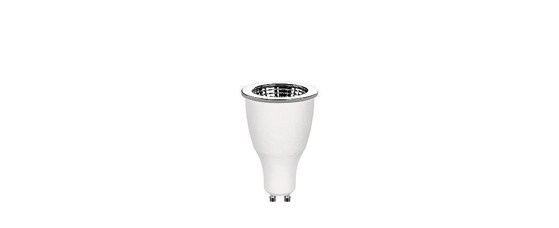 Lâmpada Dicróica GU10 EVO 7W 450lm 2700K Dimerizável BDT
