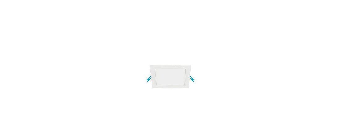 Painel Slim 11,5x11,5cm 6W 320lm