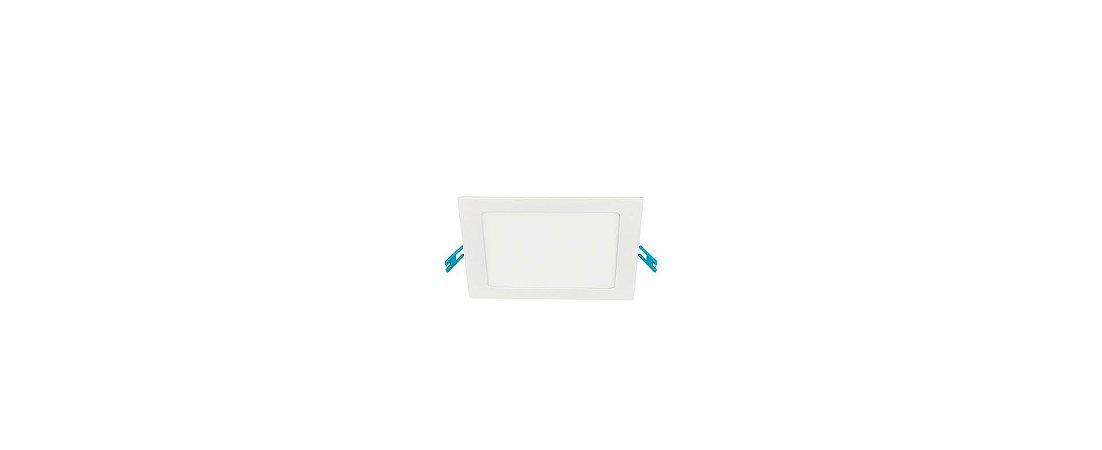 Painel Slim 16,5x16,5cm 12W 760lm