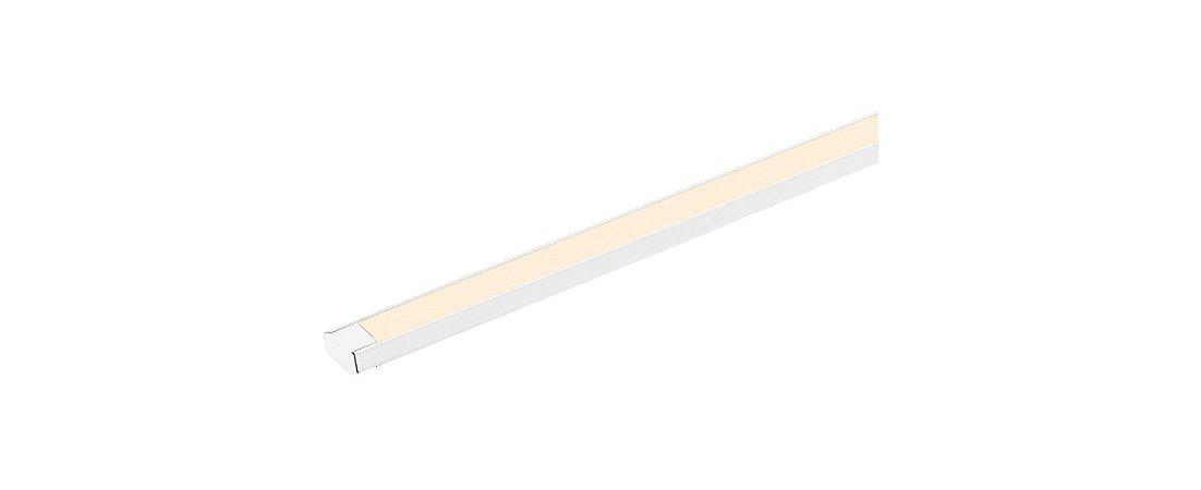 Perfil 1m de Sobrepor Linie 12W com Fita FULL LED 24V IRC 90 Integrada