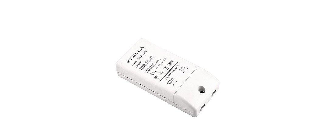 Fonte para LED 24V 15W