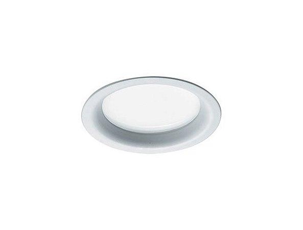 Luminária de Embutir Redonda 18cm