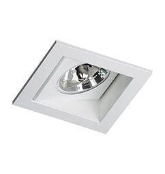 Luminária de Embutir AR70 Direcionável