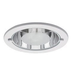 Spot Embutido Circular E27/UN-4p 15cm