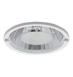 Luminária de Embutir Visor Faceando 14cm 1xG12