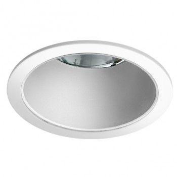 Luminária Redonda de Embutir 22,5cm 1xUN-4p