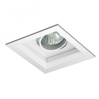 Spot Quadrado Recuada Foco Direcional 11,5x11,5cm