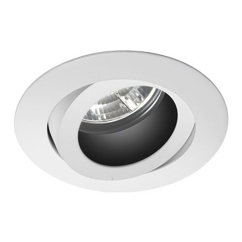 Spot Redonda Antiofuscante Foco Recuado Direcional 11cm AR70
