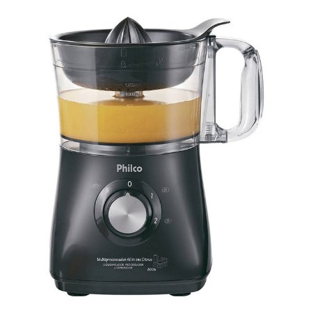 Multiprocessador All In One + Citrus Preto 127V 800W - Philco