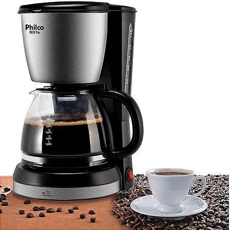Cafeteira Elétrica Plus 1,5L com Sistema Corta-pingo 127v Philco - PH30