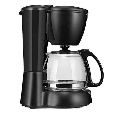 Cafeteira Gourmet Elétrica 15 Xícaras Preta 127v Multilaser